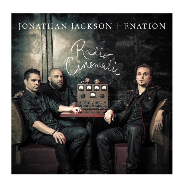Jonathan Jackson + Enation Radio Cinematic CD