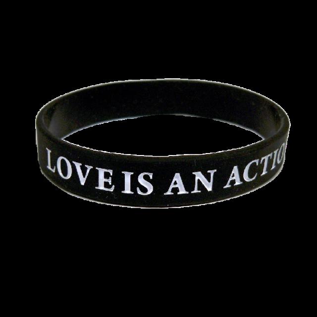 Jonathan Jackson + Enation Love Is An Action Bracelet