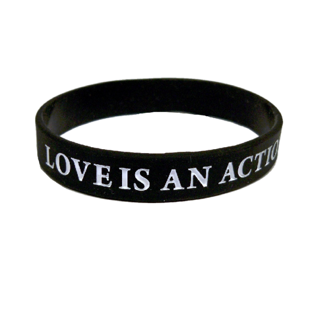 Jonathan Jackson + Enation Love Is An Action Bracelet